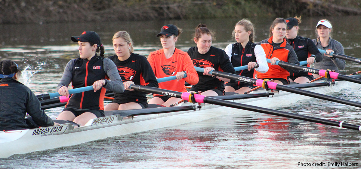 OSU Rowing Team