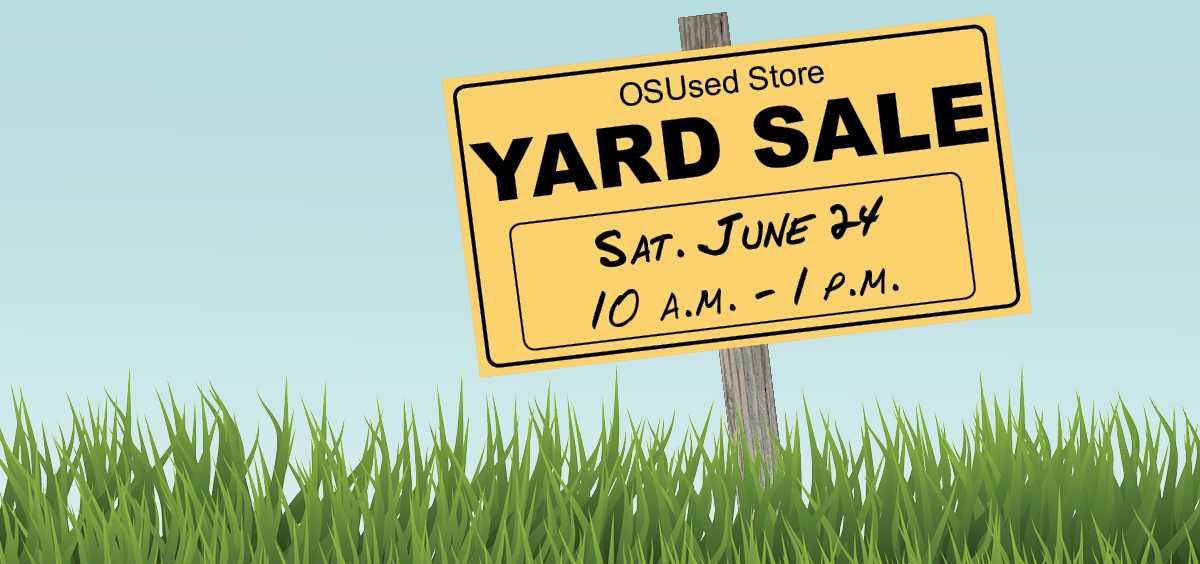 Yard Sale graphic