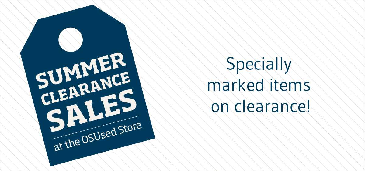 summer clearance graphic