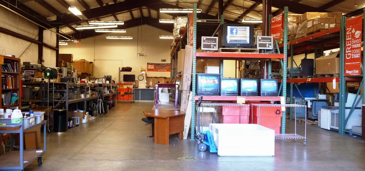 Surplus Property | Finance and Administration | Oregon State