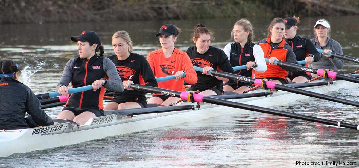 OSU Rowing Team