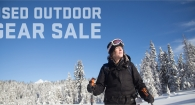 Used Outdoor Gear Sale graphic